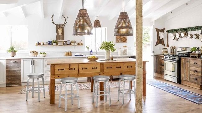 19 ý tưởng tuyệt vời về đảo bếp giúp phòng bếp nhà bạn đẹp hút hồn - Ảnh 5.