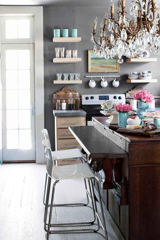 19 ý tưởng tuyệt vời về đảo bếp giúp phòng bếp nhà bạn đẹp hút hồn - Ảnh 11.