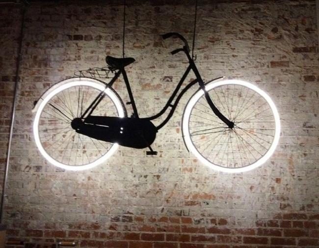 Những mẫu đèn có một không hai khiến bạn ngắm hoài không chán - Ảnh 3.