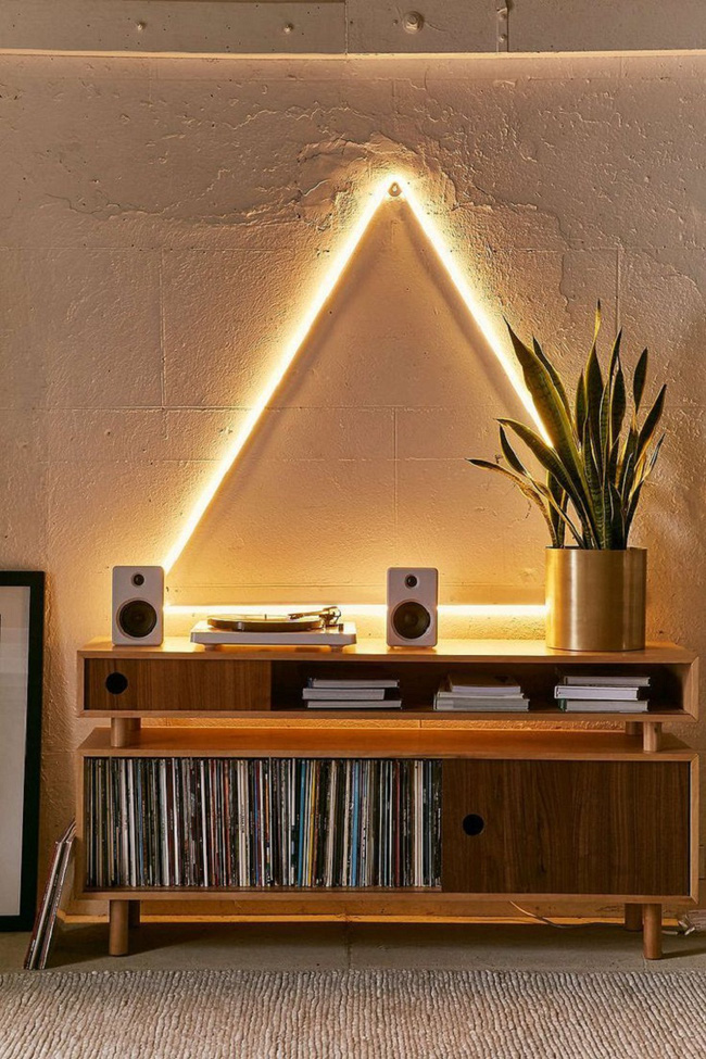 Những mẫu đèn có một không hai khiến bạn ngắm hoài không chán - Ảnh 4.