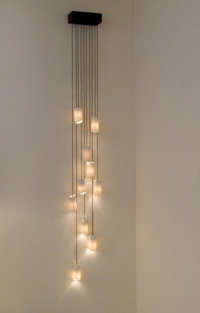 Những mẫu đèn có một không hai khiến bạn ngắm hoài không chán - Ảnh 10.