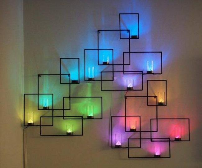 Những mẫu đèn có một không hai khiến bạn ngắm hoài không chán - Ảnh 12.