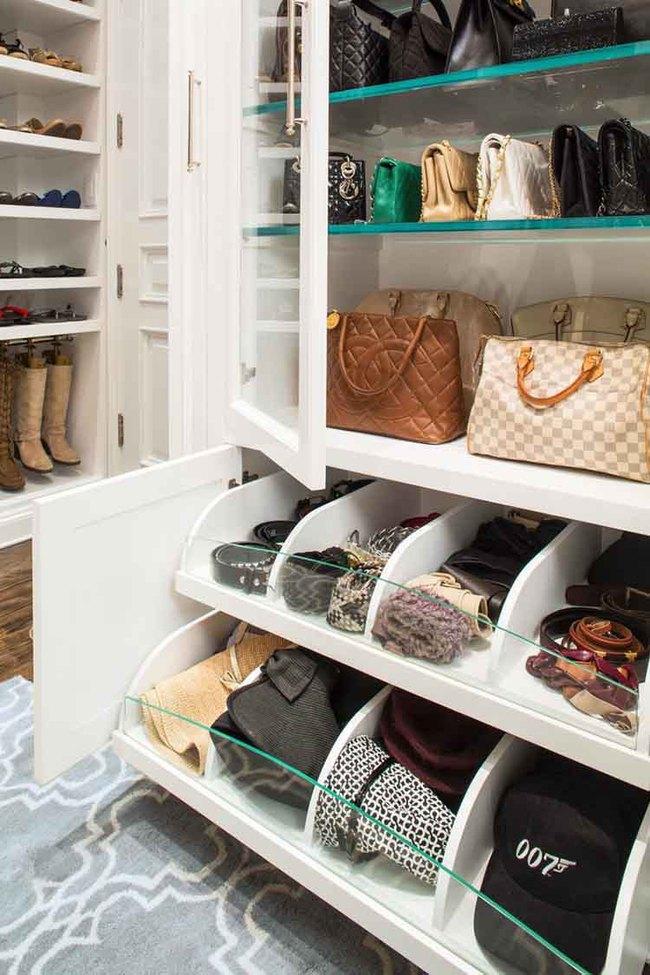 15 cách thông minh tuyệt vời để sắp xếp tủ quần áo luôn gọn gàng - Ảnh 1.
