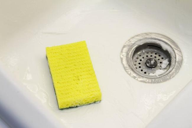 Mẹo cọ rửa bồn rửa bát siêu sạch chỉ với 3 phút mỗi ngày - Ảnh 3.