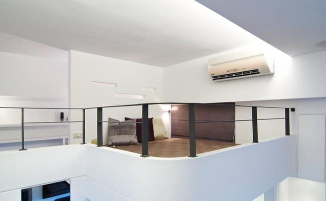 Căn hộ nhỏ vỏn vẹn 23m² được bố trí đẹp như căn hộ cao cấp - Ảnh 5.