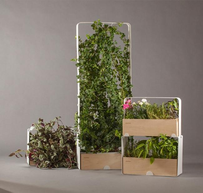 17 hệ thống trồng cây trong nhà vô cùng thông minh cho người bận rộn - Ảnh 3.