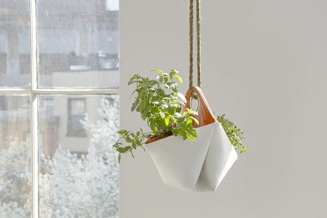 15 thiết kế chậu trồng cây gia vị thông minh và hiện đại cho những không gian nhỏ - Ảnh 2.