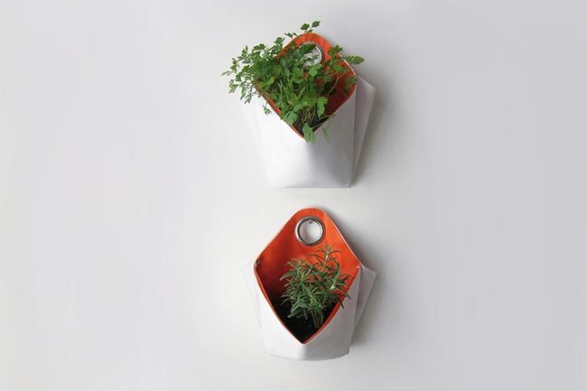 15 thiết kế chậu trồng cây gia vị thông minh và hiện đại cho những không gian nhỏ - Ảnh 3.