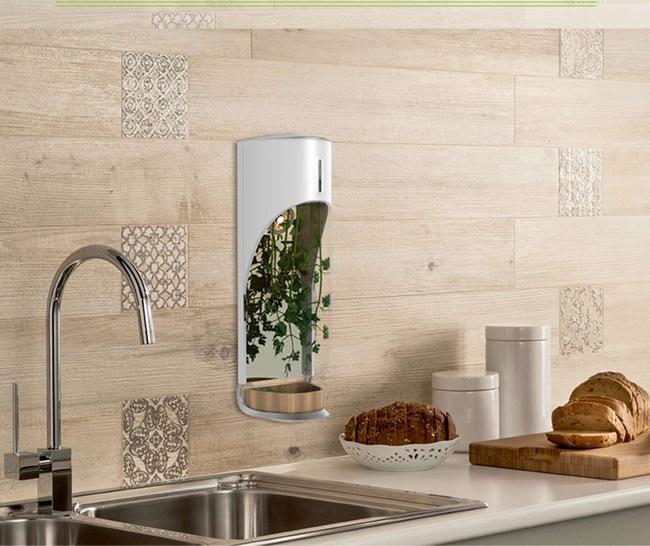 15 thiết kế chậu trồng cây gia vị thông minh và hiện đại cho những không gian nhỏ - Ảnh 6.