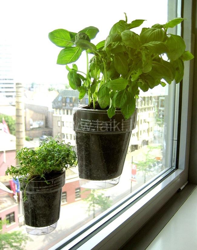 15 thiết kế chậu trồng cây gia vị thông minh và hiện đại cho những không gian nhỏ - Ảnh 8.