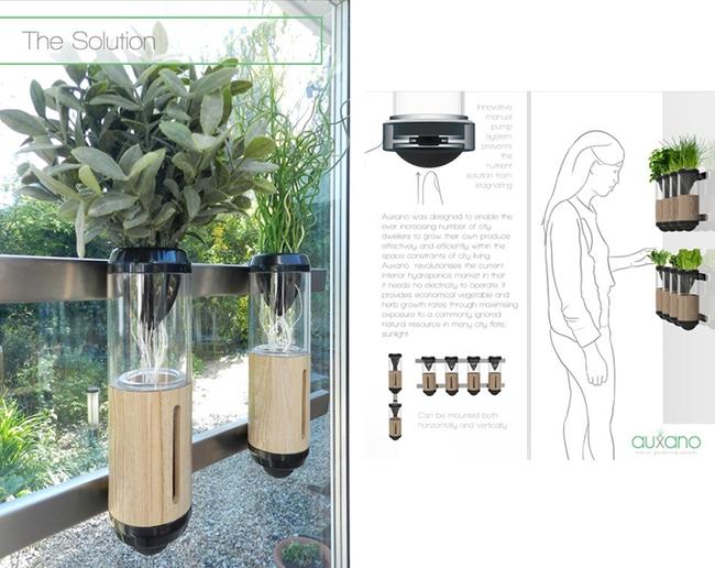 15 thiết kế chậu trồng cây gia vị thông minh và hiện đại cho những không gian nhỏ - Ảnh 14.