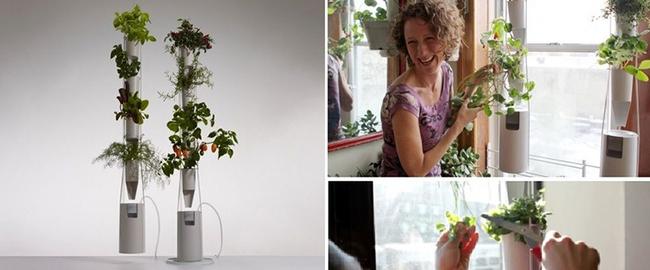 15 thiết kế chậu trồng cây gia vị thông minh và hiện đại cho những không gian nhỏ - Ảnh 17.
