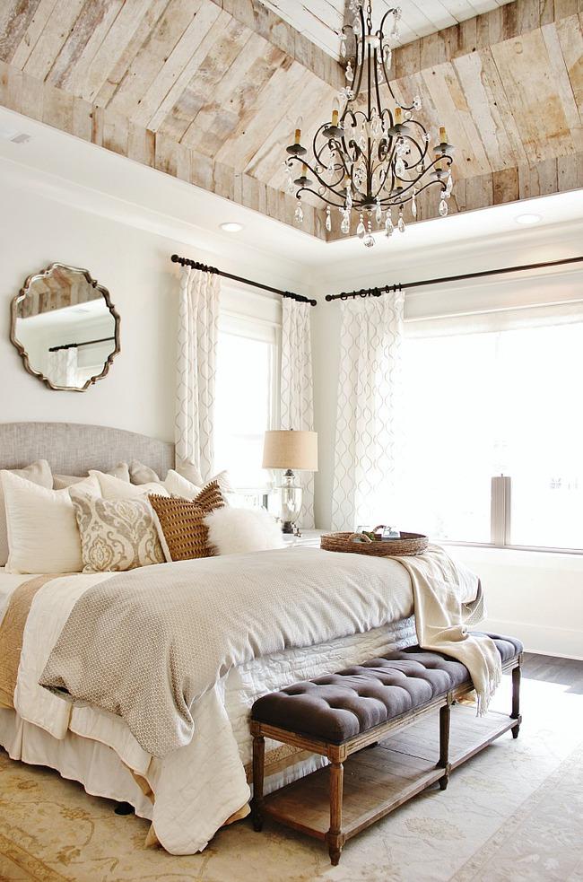 10 mẹo tạo phòng ngủ phong cách đồng quê Pháp tuyệt vời nhất - Ảnh 3.
