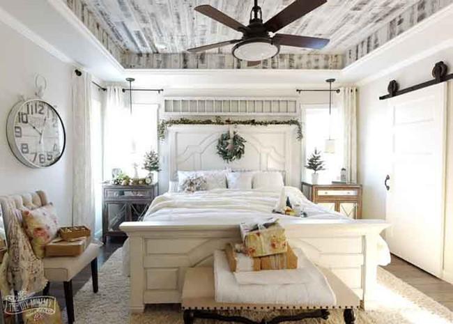 10 mẹo tạo phòng ngủ phong cách đồng quê Pháp tuyệt vời nhất - Ảnh 7.