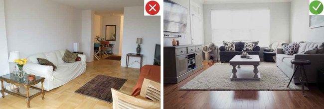 8 sai lầm phổ biến và giải pháp khắc phục khi trang trí phòng khách - Ảnh 7.