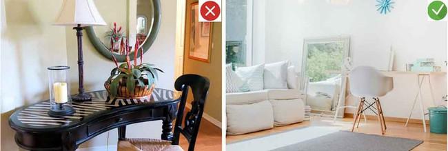 8 sai lầm phổ biến và giải pháp khắc phục khi trang trí phòng khách - Ảnh 8.
