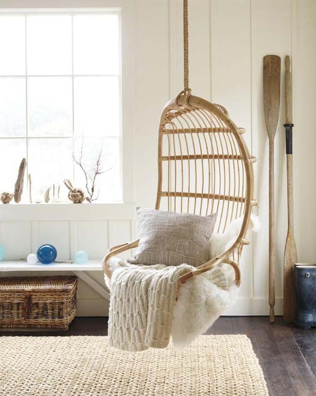 Ngắm nhìn những bộ bàn ghế với chất liệu mây tre đan quen thuộc nhưng đẹp đến bất ngờ - Ảnh 15.