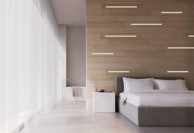 17 phòng ngủ gỗ xua tan định kiến về nội thất gỗ là nặng nề và già nua - Ảnh 4.