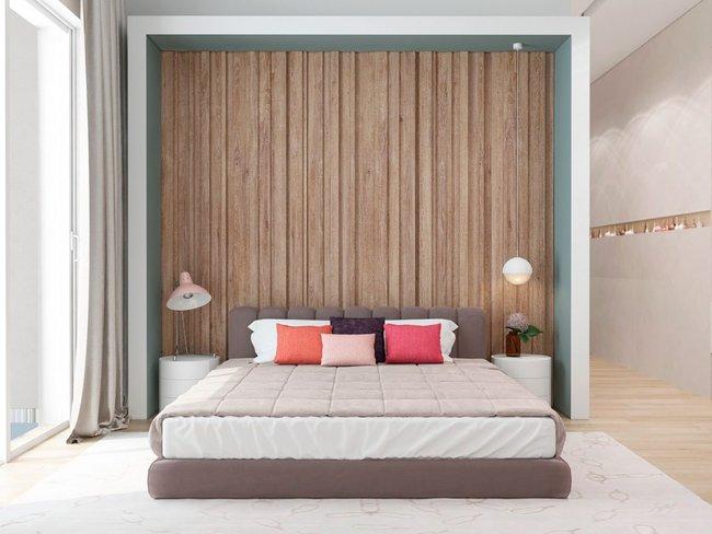 17 phòng ngủ gỗ xua tan định kiến về nội thất gỗ là nặng nề và già nua - Ảnh 13.