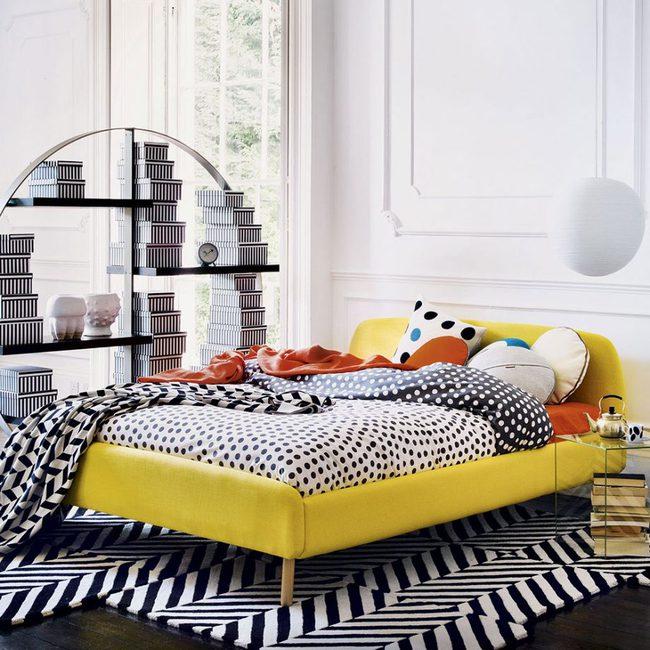 Xua tan cảm giác uể oải do trời nồm bằng cách ngắm những mẫu phòng ngủ đầy cảm hứng này - Ảnh 1.