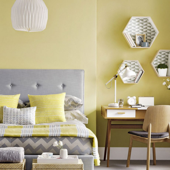 Xua tan cảm giác uể oải do trời nồm bằng cách ngắm những mẫu phòng ngủ đầy cảm hứng này - Ảnh 2.