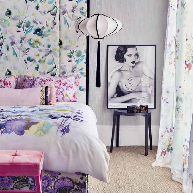 Xua tan cảm giác uể oải do trời nồm bằng cách ngắm những mẫu phòng ngủ đầy cảm hứng này - Ảnh 3.