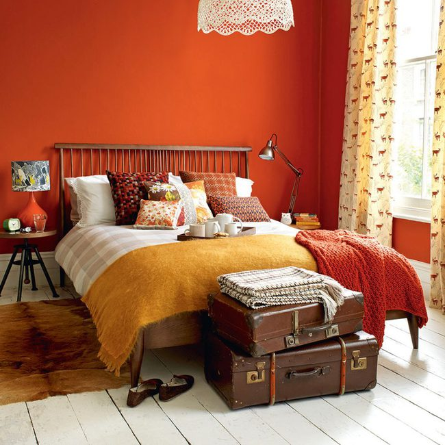Xua tan cảm giác uể oải do trời nồm bằng cách ngắm những mẫu phòng ngủ đầy cảm hứng này - Ảnh 8.