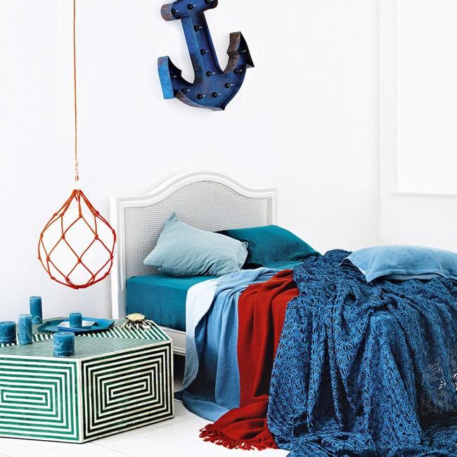 Xua tan cảm giác uể oải do trời nồm bằng cách ngắm những mẫu phòng ngủ đầy cảm hứng này - Ảnh 10.
