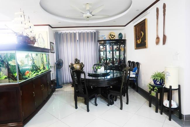 Căn hộ 263m² với không gian cổ trong lòng chung cư hiện đại, có chi phí hoàn thiện 1,2 tỷ đồng ở Cầu Giấy, Hà Nội. - Ảnh 10.