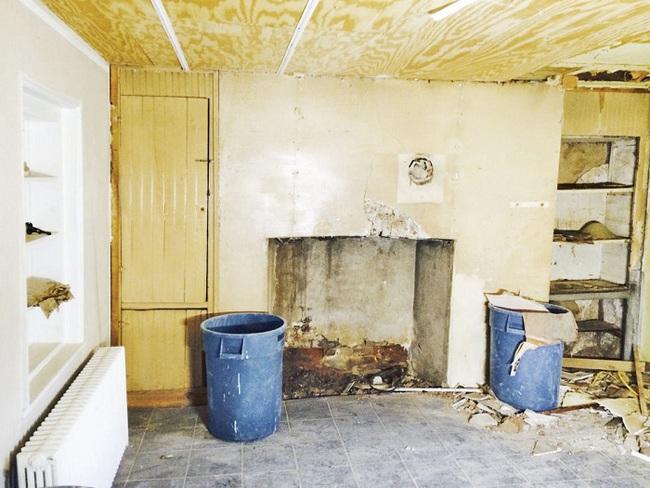 Sau khi được sửa lại, ngôi nhà vùng quê này đã sở hữu phong cách vitage đẹp đến ngỡ ngàng - Ảnh 3.