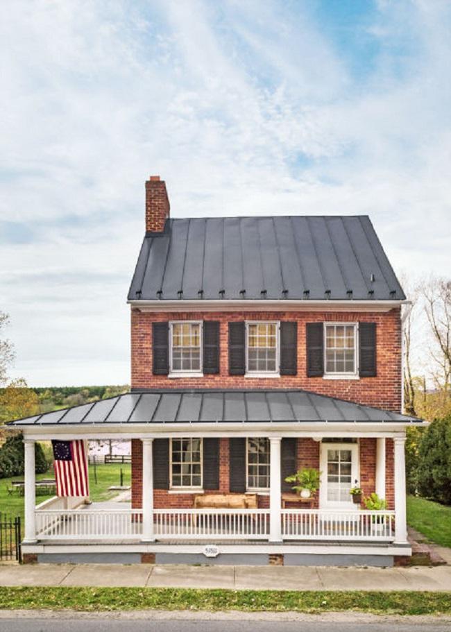 Sau khi được sửa lại, ngôi nhà vùng quê này đã sở hữu phong cách vitage đẹp đến ngỡ ngàng - Ảnh 8.