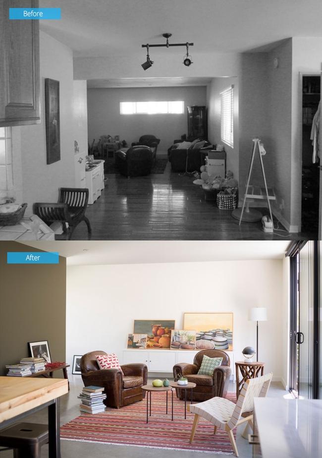 Ngôi nhà cũ kĩ trở nên hiện đại hơn nhờ sự cải tạo thông minh của chủ nhà - Ảnh 2.