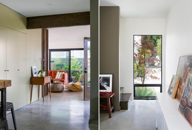 Ngôi nhà cũ kĩ trở nên hiện đại hơn nhờ sự cải tạo thông minh của chủ nhà - Ảnh 3.