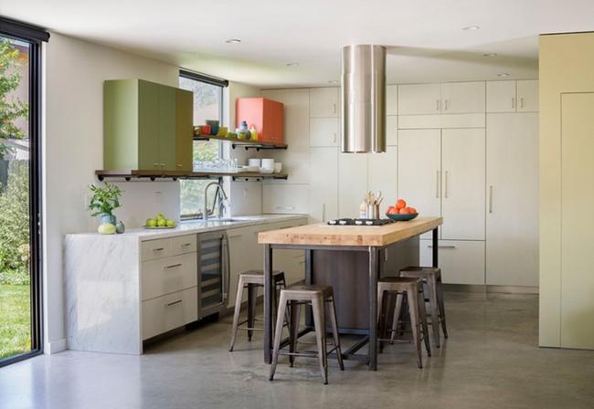 Ngôi nhà cũ kĩ trở nên hiện đại hơn nhờ sự cải tạo thông minh của chủ nhà - Ảnh 4.