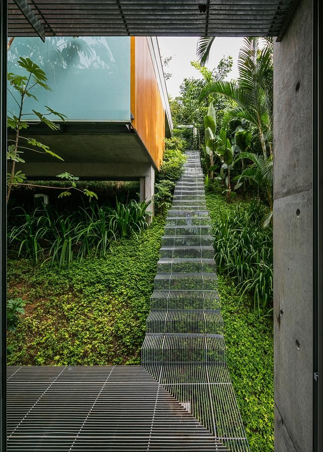 Ngôi nhà đẹp không kém gì resort này sẽ khiến bạn chết lịm từ cái nhìn đầu tiên - Ảnh 3.