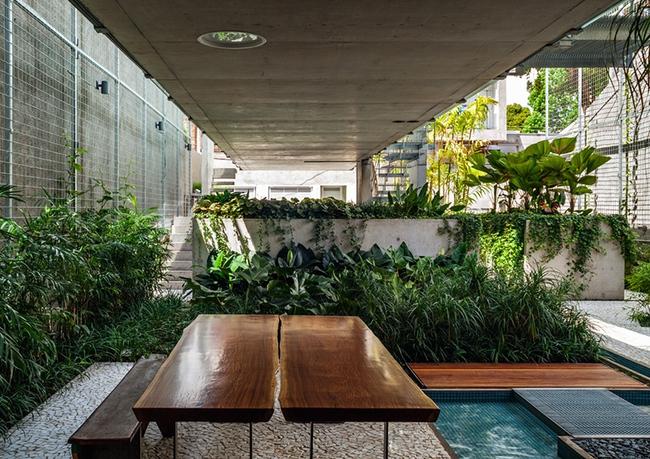 Ngôi nhà đẹp không kém gì resort này sẽ khiến bạn chết lịm từ cái nhìn đầu tiên - Ảnh 6.