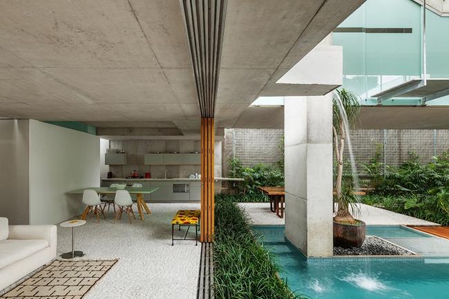 Ngôi nhà đẹp không kém gì resort này sẽ khiến bạn chết lịm từ cái nhìn đầu tiên - Ảnh 9.