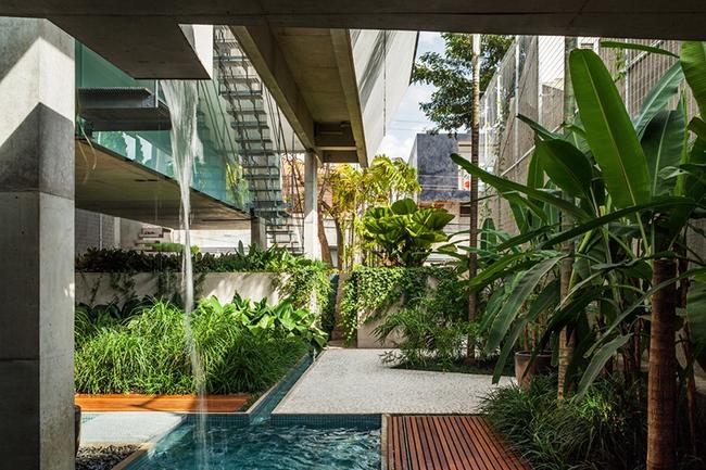 Ngôi nhà đẹp không kém gì resort này sẽ khiến bạn chết lịm từ cái nhìn đầu tiên - Ảnh 11.