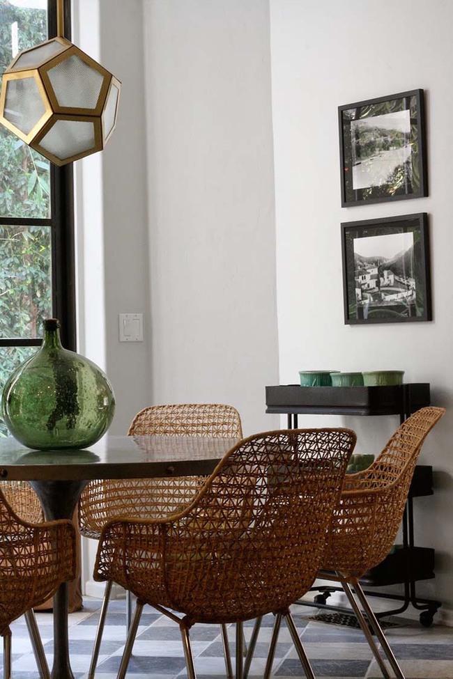 Đã đến lúc bạn nhận ra những bộ bàn ăn mây tre đan đang là lựa chọn của rất nhiều gia đình - Ảnh 5.