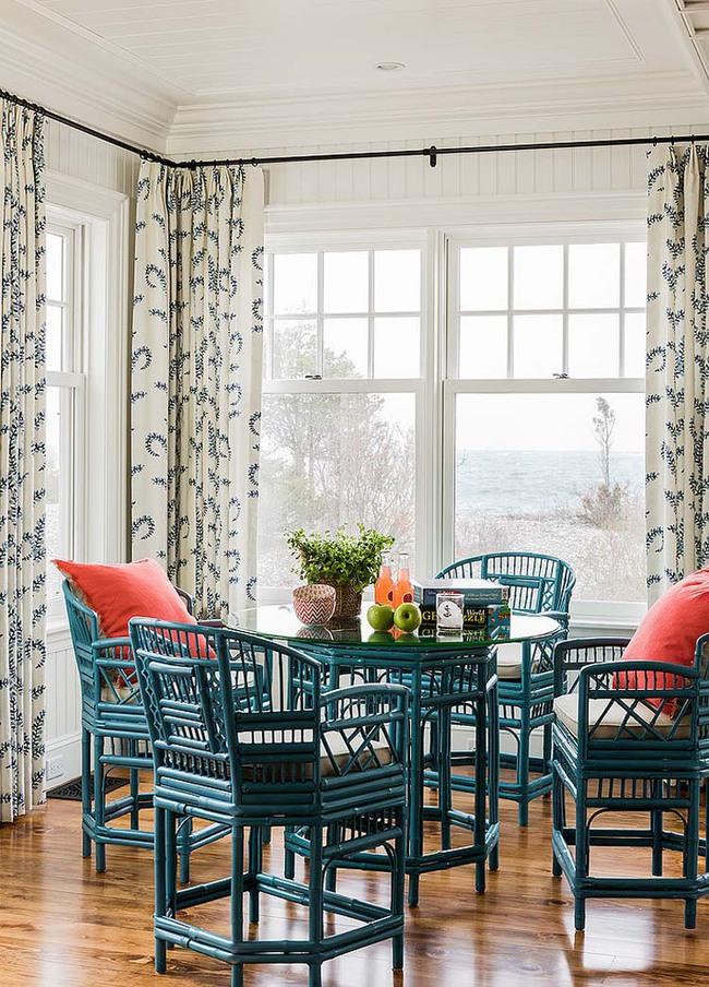 Đã đến lúc bạn nhận ra những bộ bàn ăn mây tre đan đang là lựa chọn của rất nhiều gia đình - Ảnh 8.