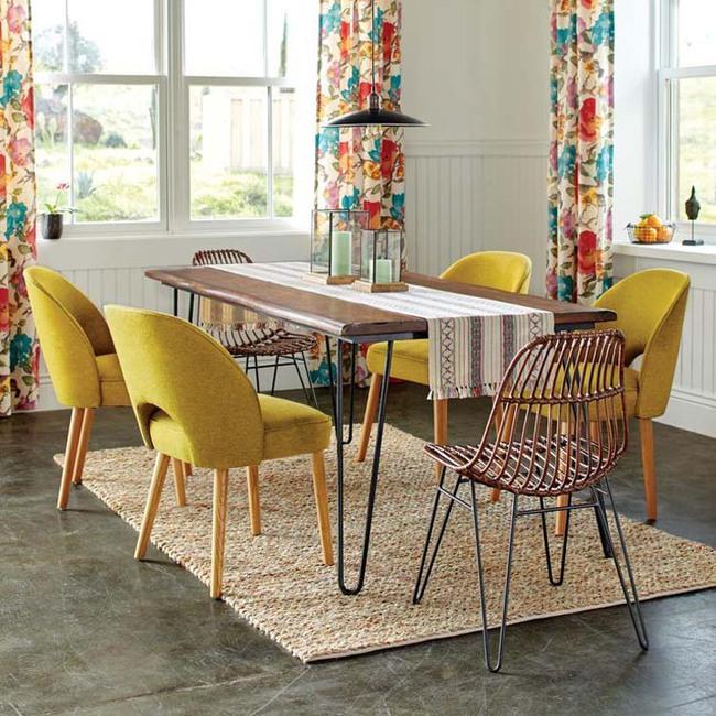 Đã đến lúc bạn nhận ra những bộ bàn ăn mây tre đan đang là lựa chọn của rất nhiều gia đình - Ảnh 10.