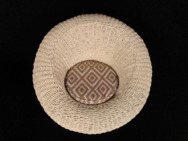 10 mẫu ghế thư giãn bằng chất liệu mây tre đan đẹp kinh điển của những thập niên trước - Ảnh 4.
