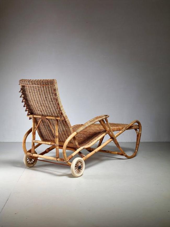10 mẫu ghế thư giãn bằng chất liệu mây tre đan đẹp kinh điển của những thập niên trước - Ảnh 16.