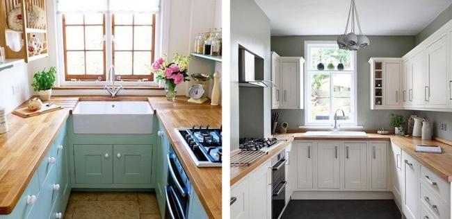 Những mẹo thông minh giúp phòng bếp nhỏ trông rộng thoáng bất ngờ - Ảnh 10.