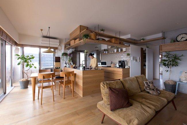 Ngắm căn hộ độc đáo với nội thất đầy sáng tạo của đôi vợ chồng người Nhật - Ảnh 6.