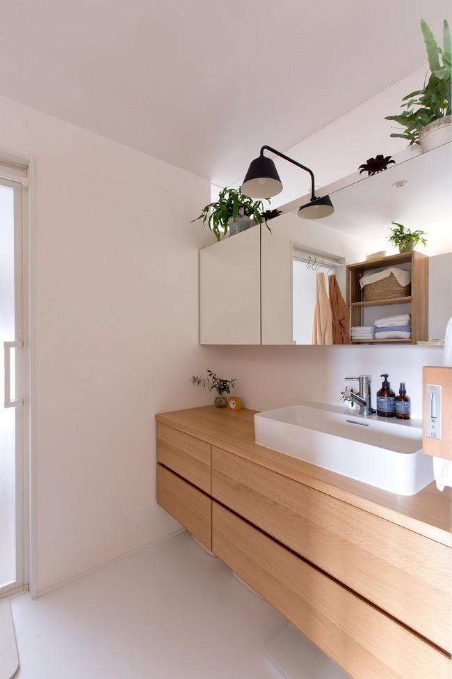 Ngắm căn hộ độc đáo với nội thất đầy sáng tạo của đôi vợ chồng người Nhật - Ảnh 10.
