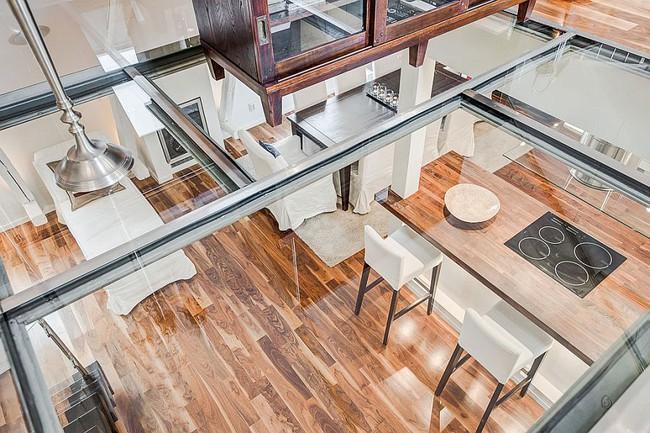 Sàn kính - giải pháp thiết kế không gian hiện đại được ưa chuộng nhất năm 2017 - Ảnh 5.