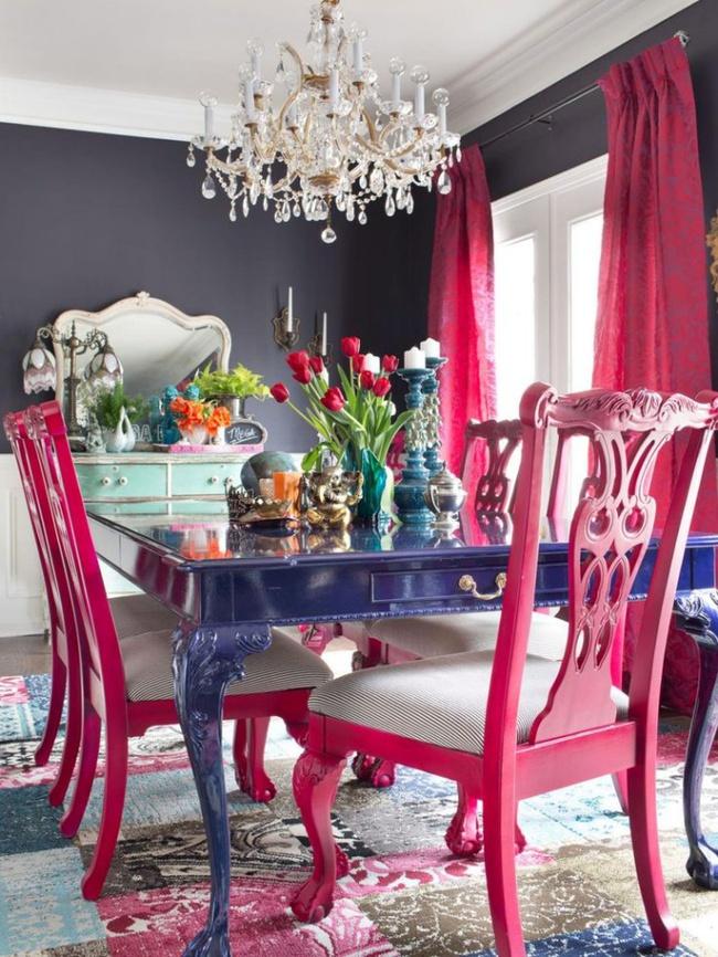 Gợi ý thiết kế phòng ăn đẹp lãng mạn khiến bạn nhìn là yêu - Ảnh 5.