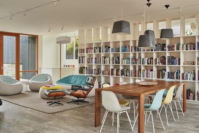 Ngôi nhà cấp 4 triệu người mơ ước với thiết kế kết nối hài hoà với thiên nhiên bên ngoài - Ảnh 4.
