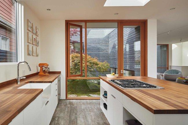 Ngôi nhà cấp 4 triệu người mơ ước với thiết kế kết nối hài hoà với thiên nhiên bên ngoài - Ảnh 5.